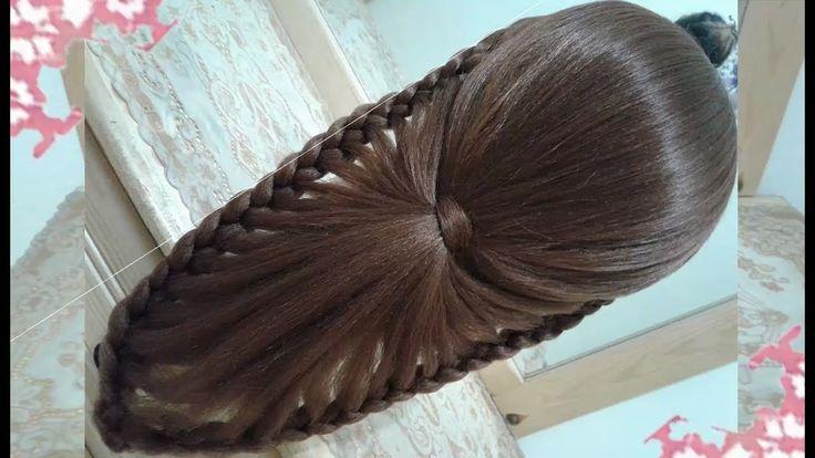 25 best ideas about videos de peinados faciles on - Ideas para peinados faciles ...