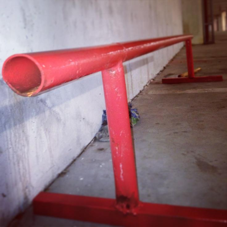 #skate rail