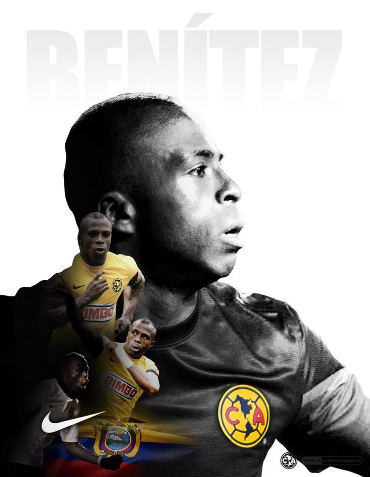 Christian Benítez • Club América • #AMERICAnografico