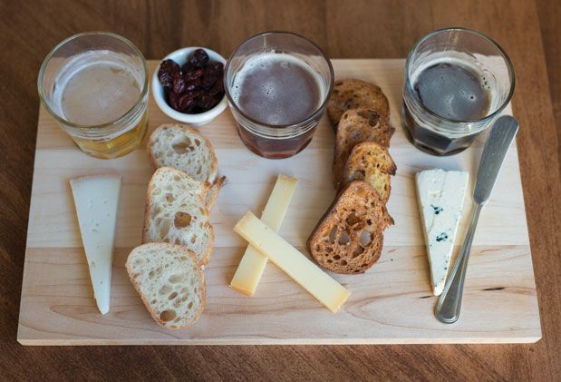 A New Cheese Bar Opens on Capitol Hill