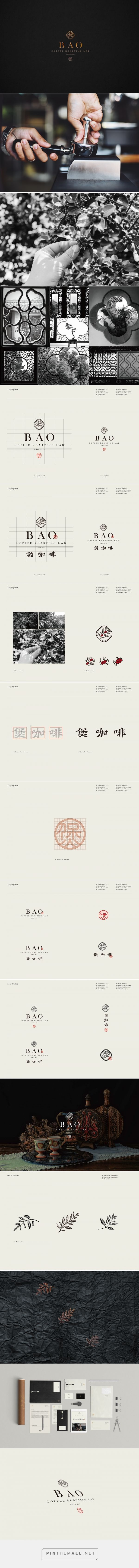 BAO Coffee Roasting Branding