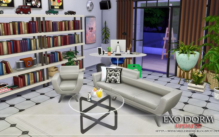 "from the Lot ""EXO Dorm"" (Updated Version II)"