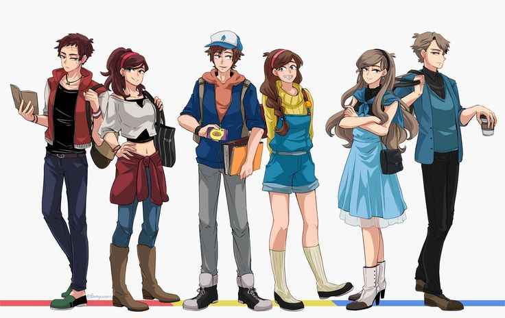 College Student Pines by Buryooooo on DeviantArt
