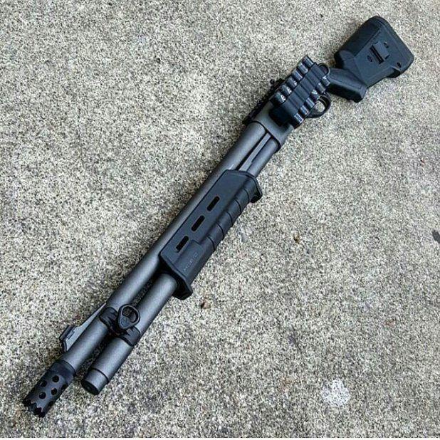Remington 870 Express Tactical , Men Steal - Weapons #8