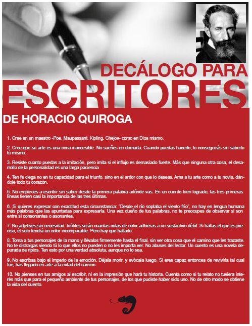 de Horacio Quiroga.