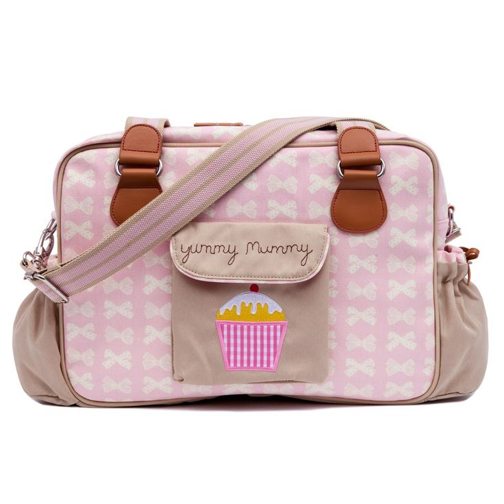 Omg! I need this diaper bag! Yummy mummy bag by Pink Lining...someone please get this for me :)