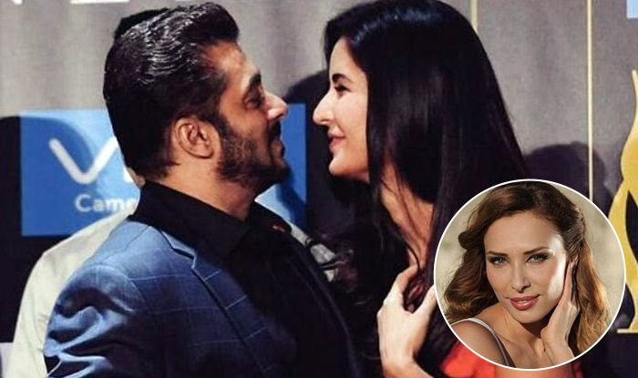 This Is What Iulia Vantur Had To Say About Salman Khans Closeness With Katrina Kaif
