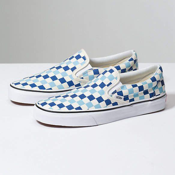 checkerboard vans 2017