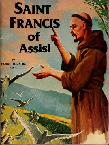 Saint Francis of Assisi by Lovasik, Lawrence G.