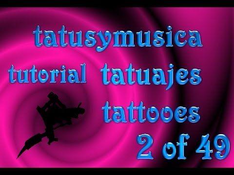 como hacer un transfer para tatuajes (papel hectografico) - YouTube