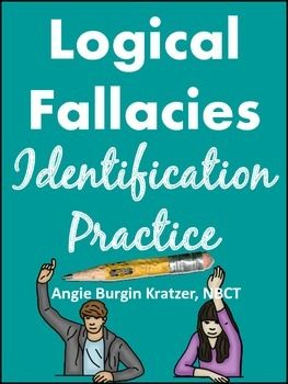 logical fallacies exercise Fallacy identification exercises many of the following exercise examples are from hurley's concise introduction to logic try to identify the fallacy each commits and be able to support your choice.