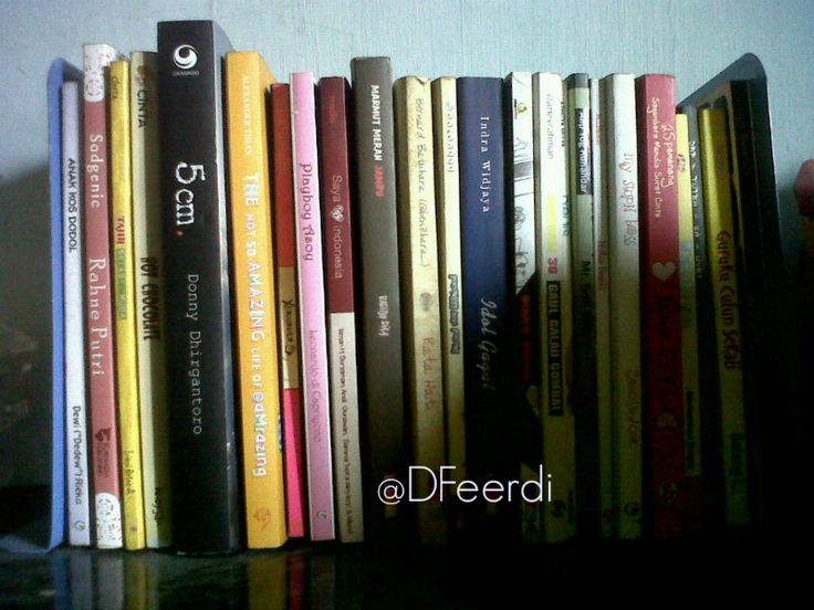 my collection books