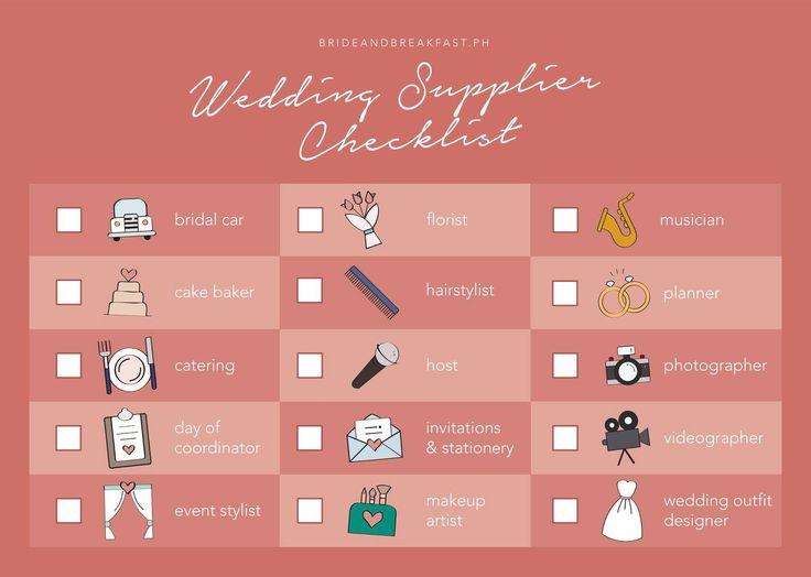 Bride And Breakfast Philippines Wedding Blog Wedding Suppliers Wedding Event Planning Event Planning Tips