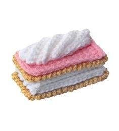 Crochet by HEMA tompoezen van de HEMA mmmmmmm!