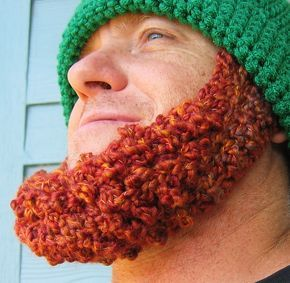 fa00763aba0 Beard Hat Irish St Patrick s Leprechaun Costume pattern by Celina Lane