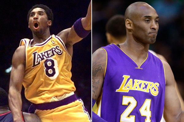 Los Angeles One Retired Jersey Number Just Isn T Enough For Kobe Bryant And The Lakers The Lakers Will Retire Bryant S No 8 And No Kobe Bryant Kobe Lakers