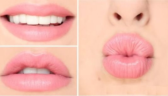 How to Get Beautiful Pink Lips Naturally.