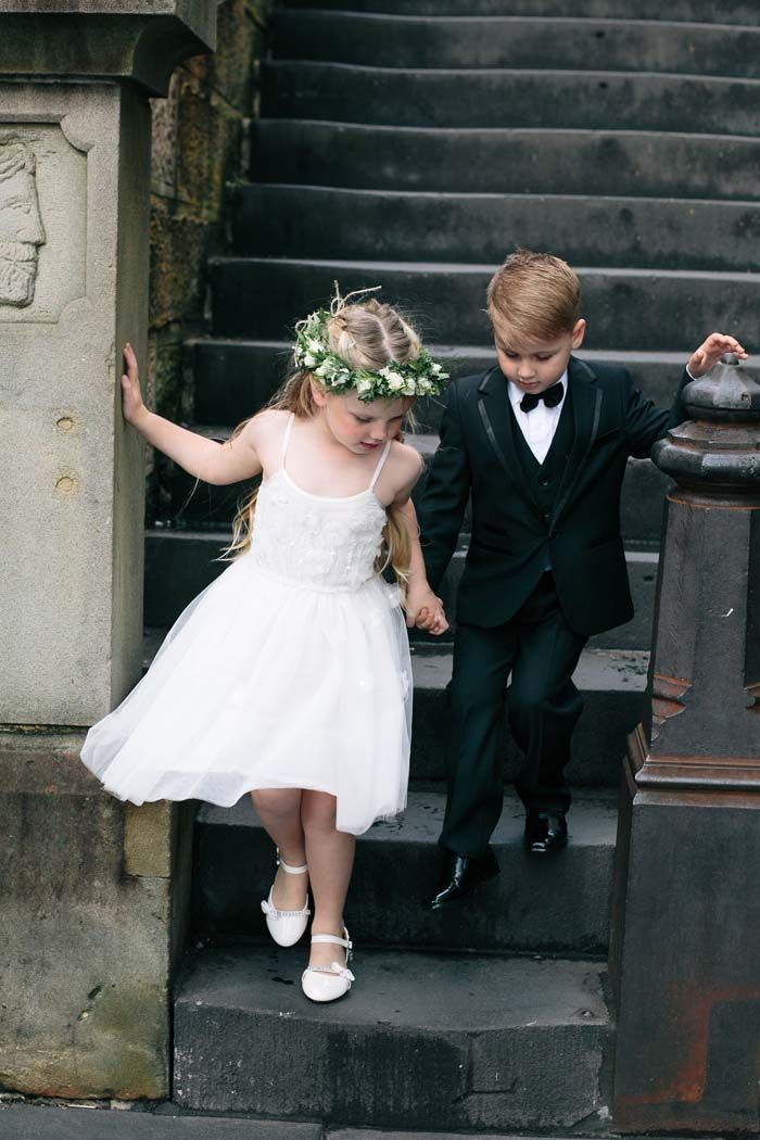 Flower Girl and Page Boy