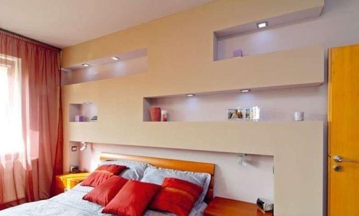 Arredare col cartongesso progetti casa nuova bed for Arredare casa nuova