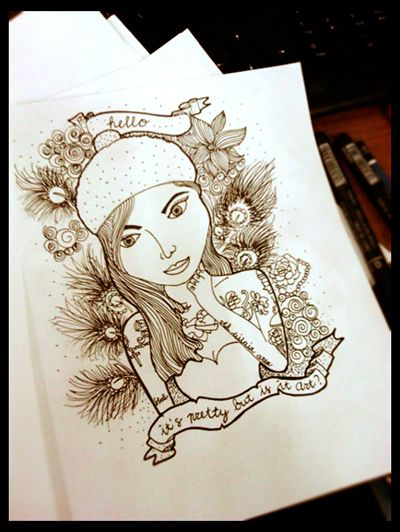 *still love tattoo  *by Laras Ajeng