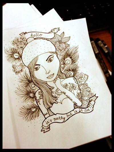 *still love tattoo  *by Laras Ajeng