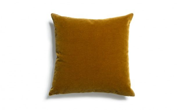 Coco Republic Oly Pillow - Amber Mohair