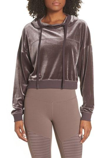 048c22db71e65d Beautiful Alo Layer Velour Hoodie Sweatshirt - Fashion Women Activewear.    128  likeprodress from top store