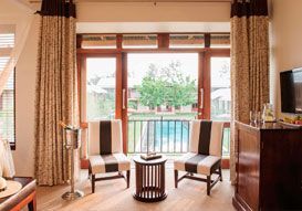 Our Honeymoon Suites offer relaxed luxury in our Nelspruit accommodation