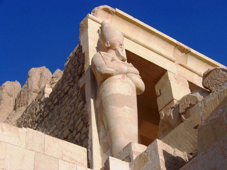 Egitto - Tempio di hatshepsut
