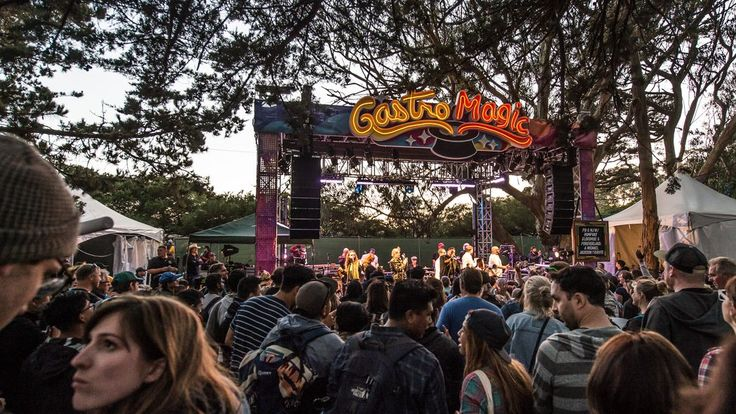 What The World Ate At Outside Lands 2016