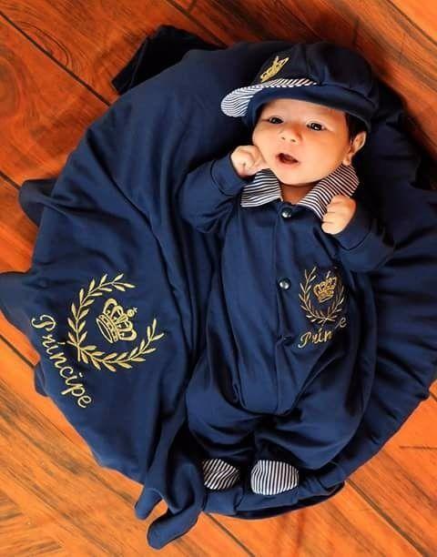 saida maternidade menino príncipe  47c2539bbe4