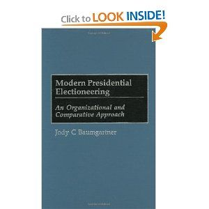 A book comparing presidential elections with a focus on the US, France, and Russia