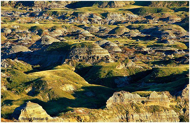 Badlands Alberta by Robert Berdan ©  Been there too!