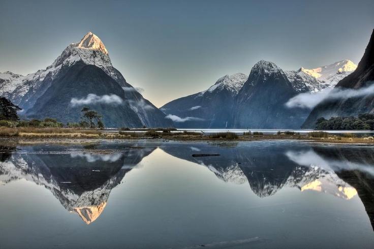 καλημέρα ;-) good morning , New Zealand By *amy