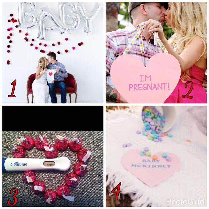 40 Unique Valentineu0027s Day Pregnancy Announcement Ideas Youu0027ll Cherish  Forever