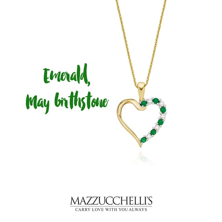 There's no better way to celebrate May (and those with a May birthday)! Shop gorgeous Emerald pieces in-store today! #mazzucchellis #jeweller #mazzucchellisjeweller #jewellery #diamond #diamonds #diamondpendant #emerald  #may #maybirthstone #emeraldbirthstone #gift #giftideas #birthdaygift #giftsforher #love
