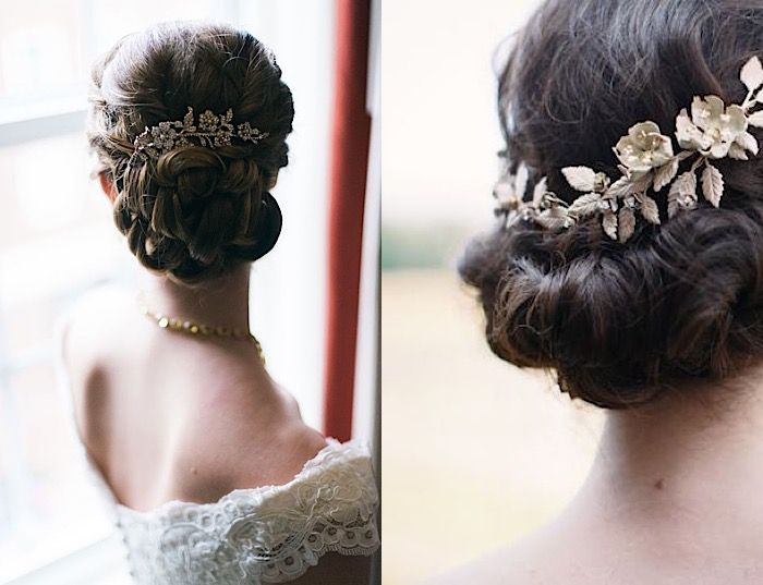 Wedding Hairstyles with Rustically Chic Style