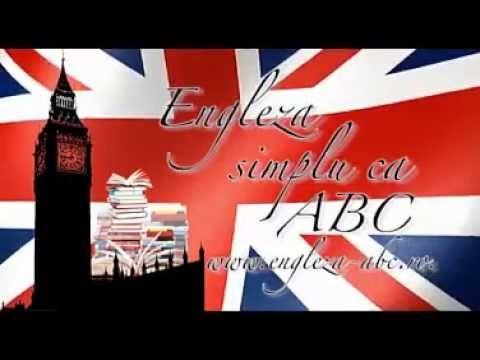 Engleză ABC pentru începători Curs gratuit Lectia 1