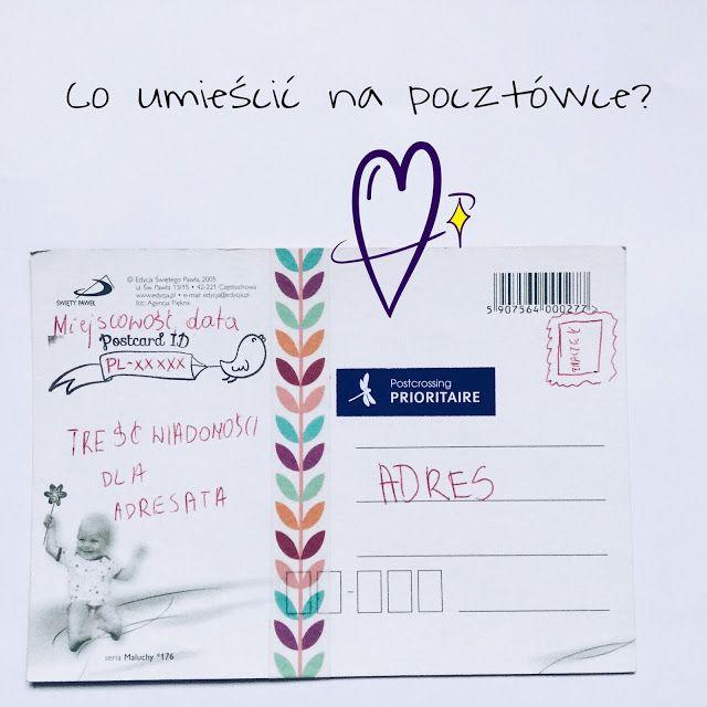 Pen Pals Community Poland : Co umieścić na postcrossingowej pocztówce?