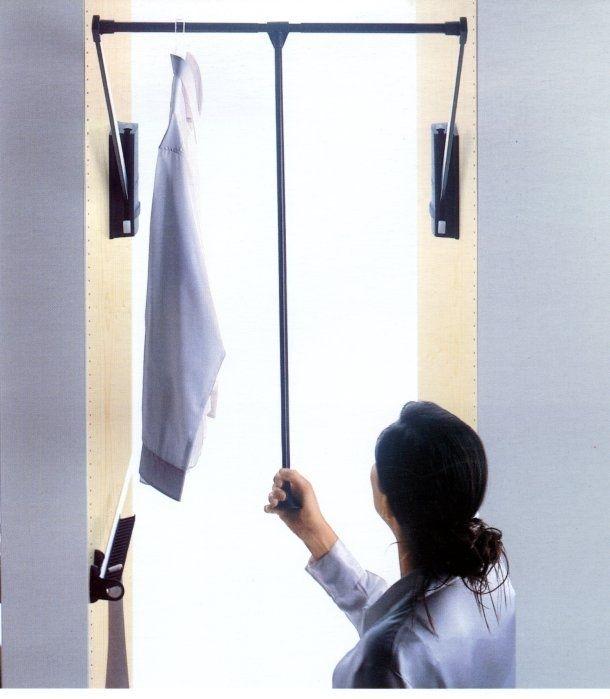 Zondag | kledinglift voor kast Nederlandse slaapkamer fabrikant
