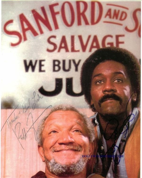 Sanford and Son-(Redd Foxx) Fred, Lamar Best Show of All Time <3