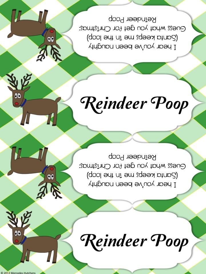 Surfing To Success: Reindeer Poop