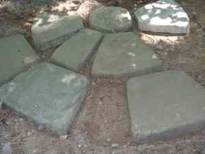Patio Blocks - make your own soil cement diy pavers awesome