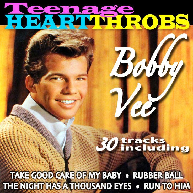 Bobby Vee - Teenage Heart Throbs - Bobby Vee (Music Memories) [Full Album]