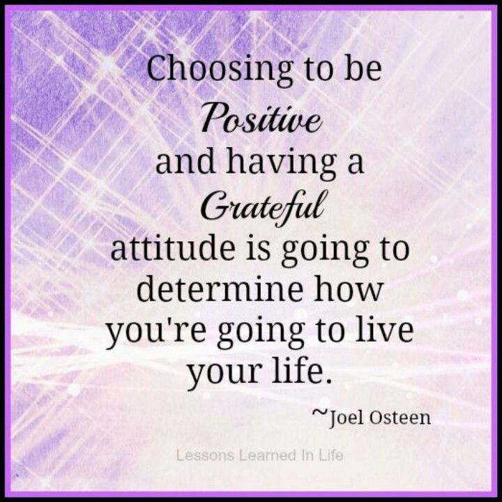 Joel Osteen Positive Thinking Quotes: Quotes I Like!