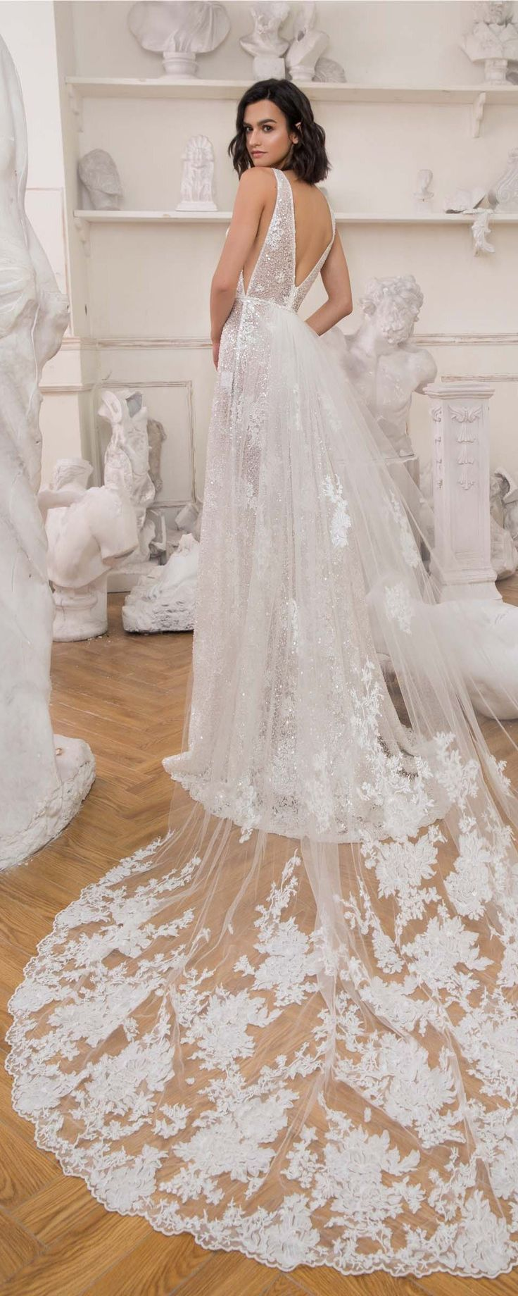 Dany Tabet Springsummer 2020 Bridal in 2020 Bridal