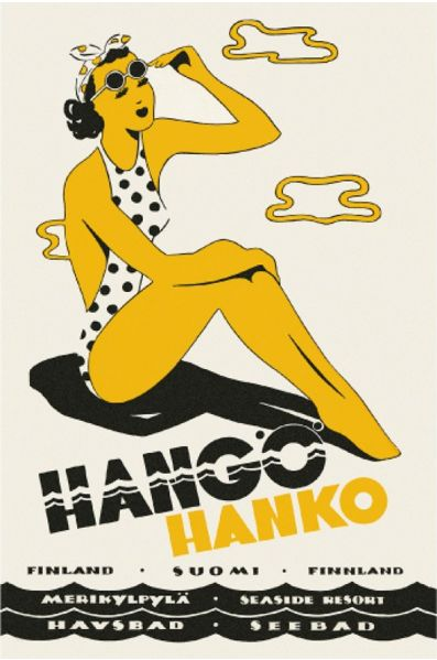 Anonymous, 1930, Hango Hanko. (Finland) © Hanko Museum + Sektorn Press