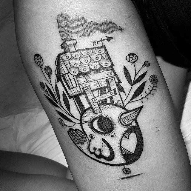 🐥CIPPETE🐥 grazie Cristina!  #stefanoarici #scarabiss #tatt #tatts #tattoo #tattoos #tatuaggio #tatouage #tatuagem #tatuajes #tatuaje #tatouages #ink #inked #inkedup #inkedgirl #equilattera #blackwork #blackworkers #blackink #blxckink #darkartists #inprogress  #blackworkerssubmission #best_italian_tattooers #flash #flashtattoos #brescia #girltattoo