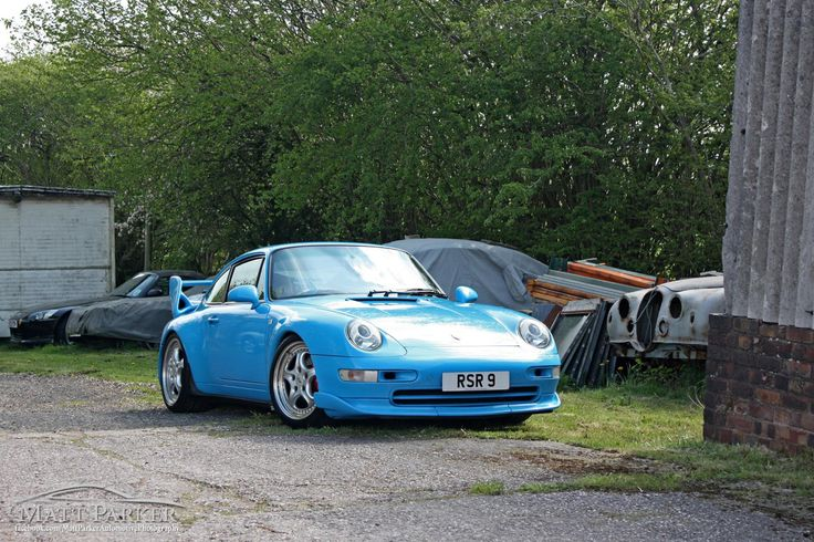 Riviera Blue 993RS | Matt Parker