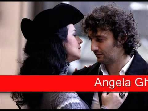 Angela gheorghiu jonas kaufmann puccini tosca 39 love duet for Kaufmann offenbach